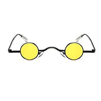Retro Mini Small Round Framed Sunglasses