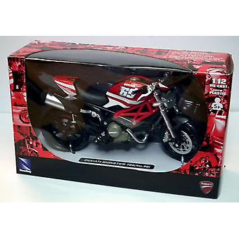 Ducati Monster 796 Number 69 Plastic Model Motorcycle