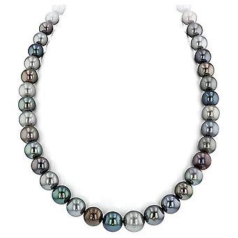 Luna-Pearls - Cultured Pearl String – Tahitian Cultured Pearls 8-11 mm 2040687