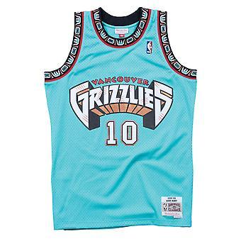 Swingman Mesh Jersey Vancouver Grizzlies 1998-99 Mike Bibby
