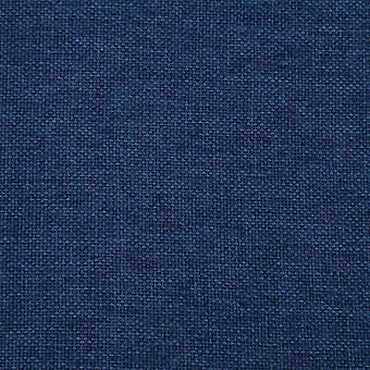 vidaXL bank met opbergvak 116 cm blauw polyester