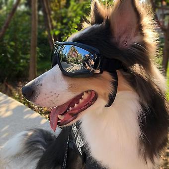 애완 동물 안경 고글 방수 방풍 자외선 차단 자외선 차단