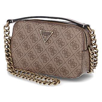 Guess Noelle HWBB7879140LATTE Alltag Frauen Handtaschen