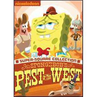 Spongebob Squarepants - Pest of the West [DVD] USA import