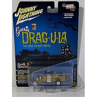 Barris Drag -U-la 1:64 Scale Johnny Lightning JLSS003