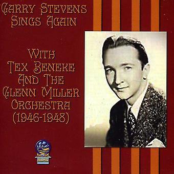Tex Beneke & Glenn Miller Orchestra - Garry Stevens Sings Again 1946-48 [CD] USA import