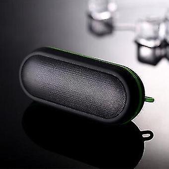 Bakeey Wireless bluetooth-højttaler bærbar udendørs højttaler TF-kort HD-opkald
