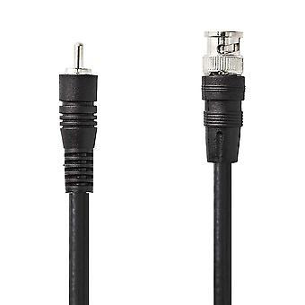 Câble AV, BNC à RCA - 2 m