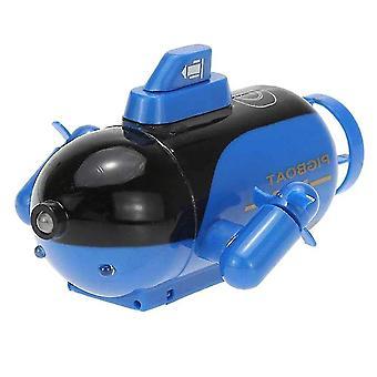 ميني RC قارب RC لعبة الغواصة تحت الماء حمام اللعب