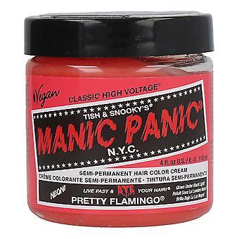 Permanent färgämne klassisk manisk panik HCR 11023-2pk Pretty Flamingo (118 ml)