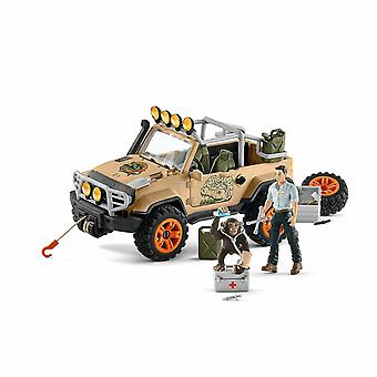 Ant farms wild life 42410 4x4 vehicle with winch