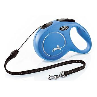 Flexi New Classic Blue Cord Leash (Dogs , Collars, Leads and Harnesses , Leads)