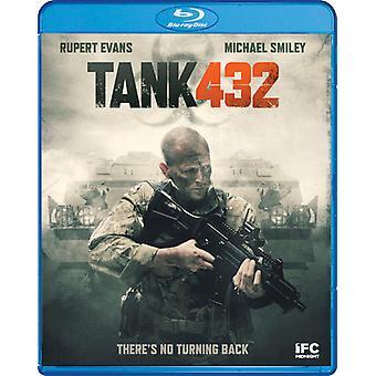 Tank-432 [Blu-Ray] USA import