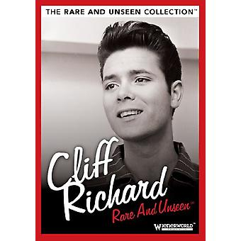 Cliff Richard - Rare & Unseen [DVD] USA import