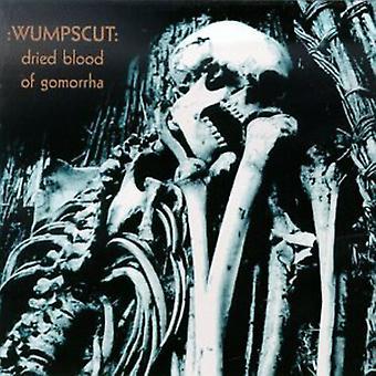 Wumpscut - torkade blod av Gommora [CD] USA import