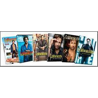 Californication: Säsong 1-6 [DVD] USA import