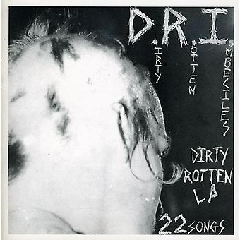 D.R.I. - Dirty Rotten LP on CD [CD] USA import