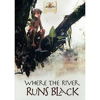 Where the River Runs Black [DVD] USA import