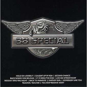 38 Special - Icon [CD] USA import