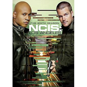 NCIS: Los Angeles: den sjätte säsongen [DVD] USA import