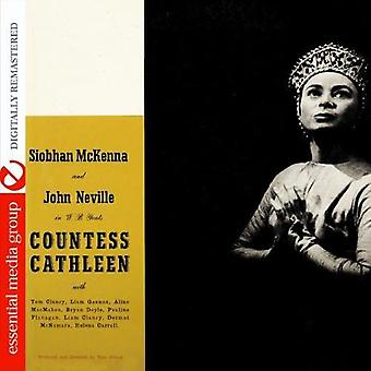Siobhan McKenna & John Neville - Cathleen gravin: A vers spelen door W. B. Yeats [CD] USA import