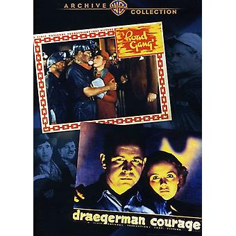 Draegerman Courage/Road Gang [DVD] USA import