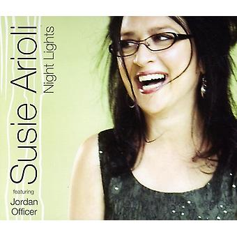 Susie Arioli - Night Lights [CD] USA import