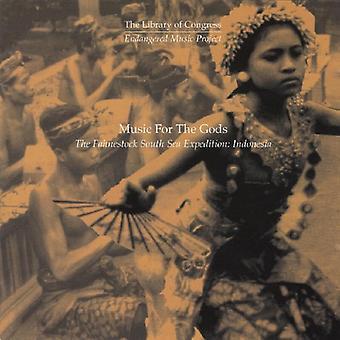 Music for the Gods: Fahnestock South Sea Expeditio - Music for the Gods: Fahnestock South Sea Expeditio [CD] USA import