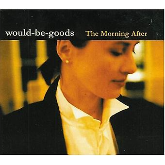 Would Be Goods - Morning After [CD] USA import
