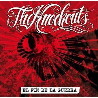 Knockouts - El Fin De La Guerra [CD] USA import
