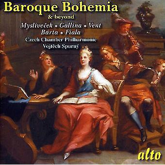 Barroco Bohemia - importación USA barroco de Bohemia y más allá [CD]