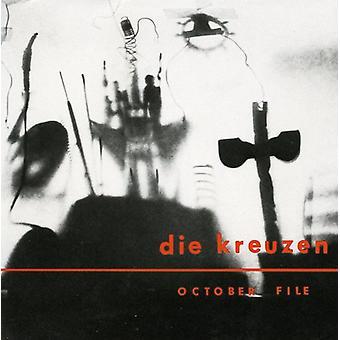Die Kreuzen - importation USA Die Kreuzen/octobre fichier [CD]