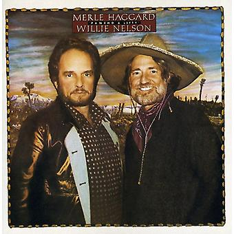 Willie Nelson - Pancho & Lefty [CD] USA import