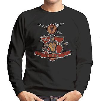 Shirai Ryu Mortal Kombat Men's Sweatshirt