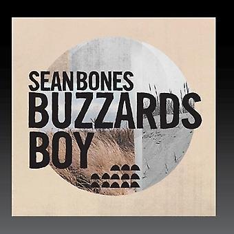Sean Bones - importation USA Buzzards Boy [CD]