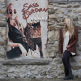 Sass Jordan - Racine Revisited [CD] USA import