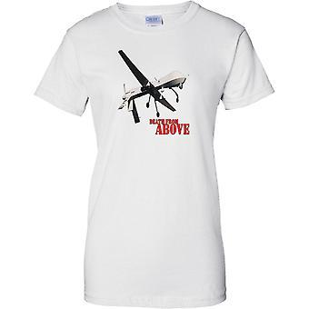 Predator-Drohne - Tod von oben - Damen T Shirt