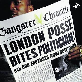London Posse - Gangster Chronicles: The Definitive Collection [CD] USA import