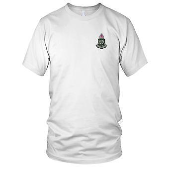 US Army - 35th rustning kavalleri regemente broderad Patch - Mens T Shirt