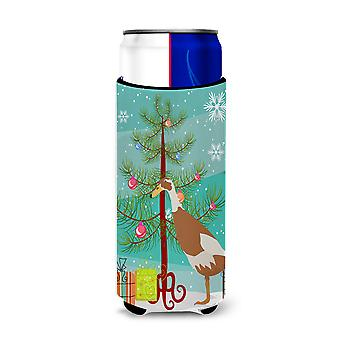 Indian Runner Duck Christmas Michelob Ultra Hugger for slim cans