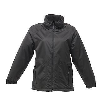 Regatta naisten Hudson vedenpitävä Fleece-vuorattu takki musta