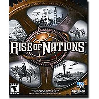 Rise of Nations (PC CD)-ny