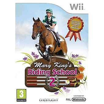 Mary Kings Riding School 2 (Wii) - Nouveau