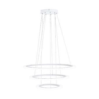 EGLO Светодиодные Подвесные лампы Dia: 790 3 Ringe Weiss Пенафорти