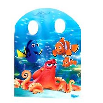 Finding Dory Where is she? Child Stand In