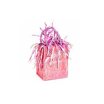 Ballon poids Mini sac à main rose Prism