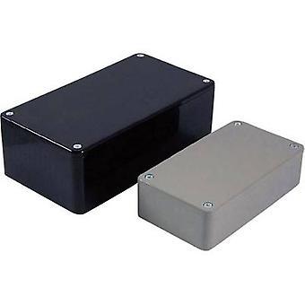 Axxatronic BIM2008/18-BLK/BLK Universal enclosure 55 x 55 x 42 Acrylonitrile butadiene styrene Black 1 pc(s)