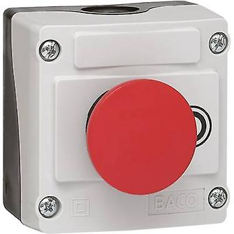 BACO LBX10210 Kill switch + enclosure Red Pull 1 pc(s)