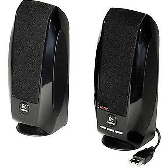 Logitech S-150 2,0 PC vorbitor CORDED 1,2 W negru