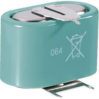 VARTA v3/150H-SLF + +/-knoopcel (oplaadbaar) 150H NiMH 150 mAh 3,6 V 1 PC (s)